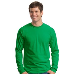 Gildan Unisex 6oz Ultra Cotton Long Sleeve T-Shirt Thumbnail