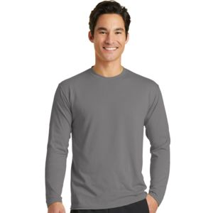 P&C Unisex 65/35 Performance Long Sleeve T-Shirt Thumbnail