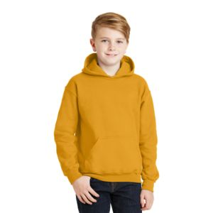 Gildan Youth Heavy Blend Hooded Sweatshirt Thumbnail