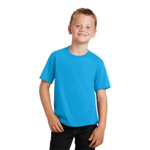 P&C Youth 4.5oz Cotton Fan Favorite T-Shirt Thumbnail