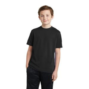 Sport Tek Youth Poly RacerMesh T-Shirt Thumbnail