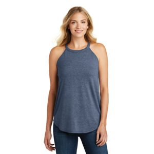 District Made Ladies Tri-Blend Rocker Tank Thumbnail