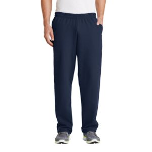 P&C Adult Sweatpants W/ Pockets (Open Bottom) Thumbnail