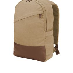 Port Authority Canvas Backpack Thumbnail