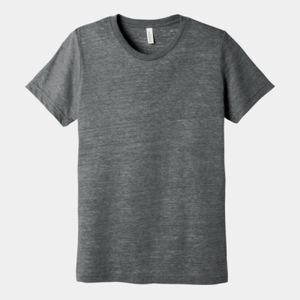 Unisex Poly Cotton Short Sleeve Tee Thumbnail