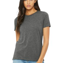 Ladies Relaxed Jersey Short Sleeve Tee Thumbnail